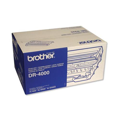 Brother Laser Drum Unit Ref DR4000 | 215690