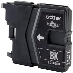 Brother Inkjet Cartridge Black Ref LC985BK | 216145