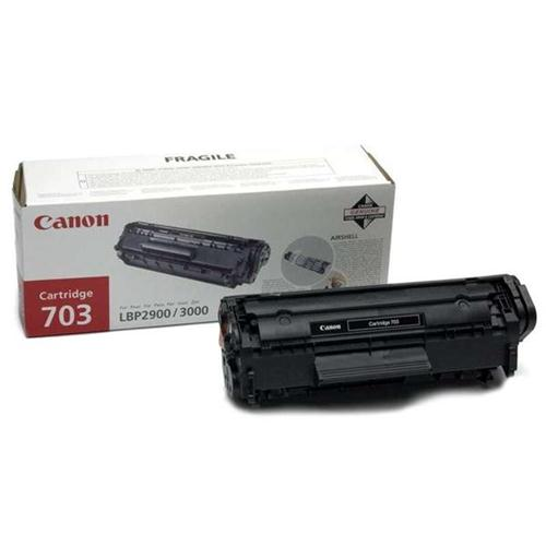 Canon 703 Laser Toner Cartridge Page Life 2000pp Black Ref 7616A005 | 222160