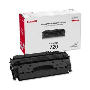 Canon 720 Laser Toner Cartridge Page Life 5000pp Black Ref 2617B002   238015