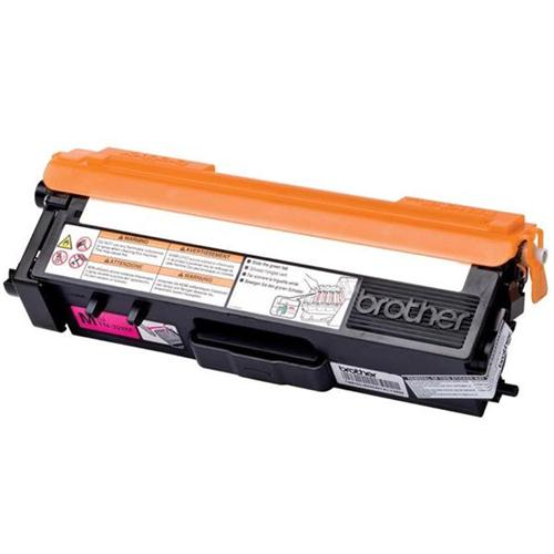 Brother Laser Toner Cartridge Page Life 6000pp Magenta Ref TN328M | 259936