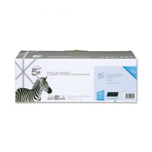 5 Star Office Remanufactured Laser Toner Cartridge 2500pp Black [HP No. 92A C4092A Alternative] | 263470