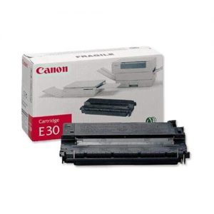 Canon E30 Copier Toner Cartridge Page Life 4000pp Black Ref 1491A003 | 291355