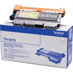 Brother Laser Toner Cartridge Page Life 1000pp Black Ref TN2010 | 363005