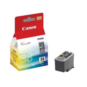 Canon CL-38 Inkjet Cartridge Page Life 205pp Colour Ref 2146B001 | 474223