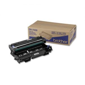 Brother Laser Drum Unit Page Life 20000pp Black Ref DR7000 | 523347