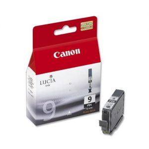 Canon PGI-9PBK Inkjet Cartridge Page Life 3325pp Photo Black Ref 1034B001 | 592708