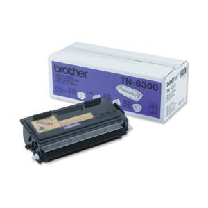 Brother Laser Toner Cartridge Black Ref TN-6300 | 659289