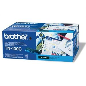 Brother Laser Toner Cartridge Page Life 1500pp Cyan Ref TN130C | 718554