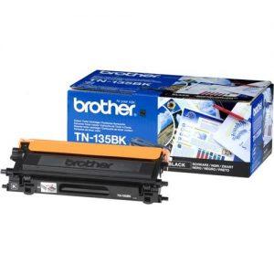 Brother Laser Toner Cartridge Page Life 5000pp Black Ref TN135BK | 718588