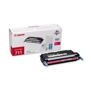 Canon 711M Laser Toner Cartridge Page Life 6000pp Magenta [for LBP-5360] Ref 1658B002 | 754697