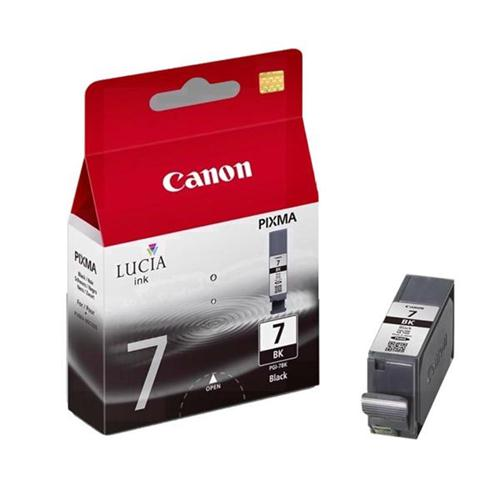 Canon PGI-7 Inkjet Cartridge Black Ref 2444B001 | 804617