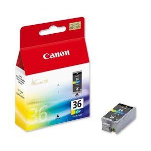 Canon CLI-36 Inkjet Cartridge Colour Ref 1511B001 | 821622