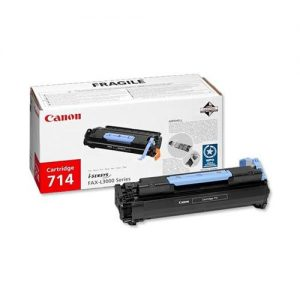 Canon CRG-714 Laser Toner Cartridge Page Life 4500pp Black Ref 1153B002 | 827135