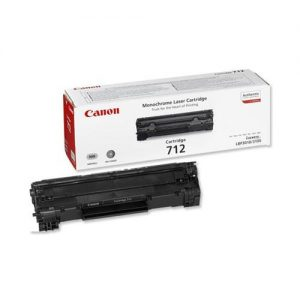 Canon 712 Laser Toner Cartridge Page Life 1500pp Black Ref 1870B002 | 875012