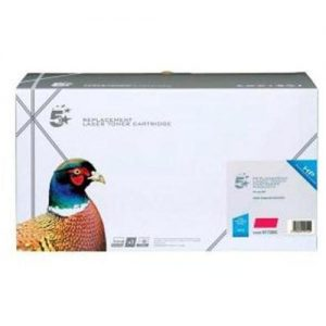 5 Star Office Remanufactured Laser Toner Cartridge 8000pp Magenta [HP No. 641A C9723A Alternative] | 917200