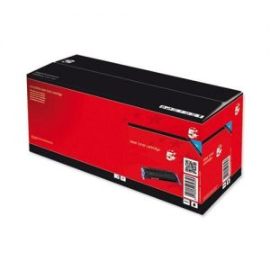 5 Star Office Remanufactured Laser Toner Cartridge 12000pp Black [HP No. 38A Q1338A Alternative] | 917251