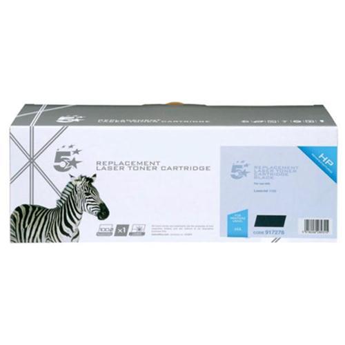 5 Star Office Remanufactured Laser Toner Cartridge 2500pp Black [HP No. 24A Q2624A Alternative] | 917278