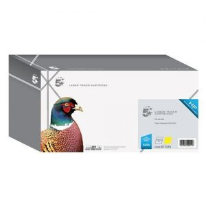5 Star Office Remanufactured Laser Toner Cartridge 12000pp Yellow [HP No. 645A C9732A Alternative] | 917316