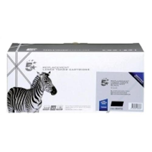 5 Star Office Remanufactured Laser Toner Cartridge Page Life 6700pp Black [Brother TN3060 Alternative]   924702