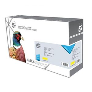 5 Star Office Remanufactured Laser Toner Cartridge 6000pp Yellow [HP No. 503A Q7582A Alternative] | 925893