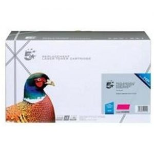 5 Star Office Remanufactured Laser Toner Cartridge 6000pp Magenta [HP No. 503A Q7583A Alternative] | 925896