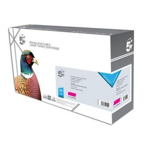 5 Star Office Remanufactured Laser Toner Cartridge 4000pp Magenta [HP No. 502A Q6473A Alternative] | 925935