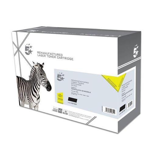 5 Star Office Remanufactured Laser Toner Cartridge Page Life 3000pp Black [Samsung SCX4216D3 Alternative]   927367
