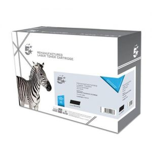 5 Star Office Remanufactured Laser Toner Cartridge 10000pp Black [HP No. 64A CC364A Alternative] | 931070