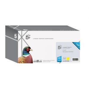 5 Star Office Remanufactured Laser Toner Cartridge 7000pp Yellow [HP No. 504A CE252A Alternative] | 931305