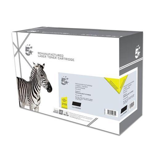 5 Star Office Remanufactured Laser Toner Cartridge 2500pp Black [Samsung MLT-D1052L Alternative] | 932863