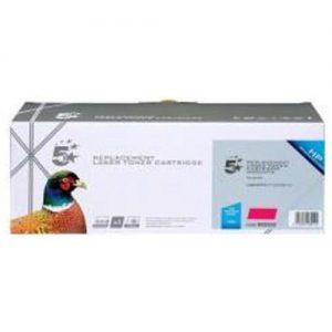 5 Star Office Remanufactured Laser Toner Cartridge 1300pp Magenta [HP No. 128A CE323A Alternative] | 933333