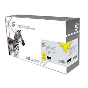5 Star Office Remanufactured Laser Toner Cartridge 5000pp Black [Samsung SF-D560RA/ELS Alternative] | 933562