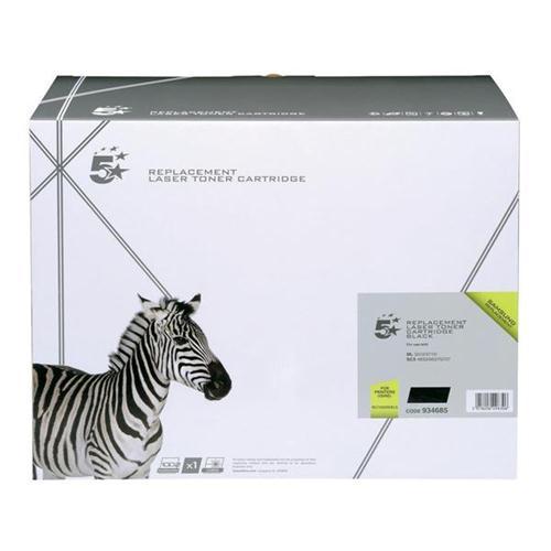 5 Star Office Remanufactured Laser Toner Cartridge 5000pp Black [Samsung MLT-D205L Alternative] | 934685