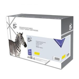 5 Star Office Remanufactured Laser Toner Cartridge Page Life 1400pp [Brother TN241Y Alternative] Yellow | 938318