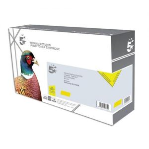 5 Star Office Remanufactured Laser Toner Cartridge 1500pp Yellow [Samsung CLT-T506S Alternative] | 938373