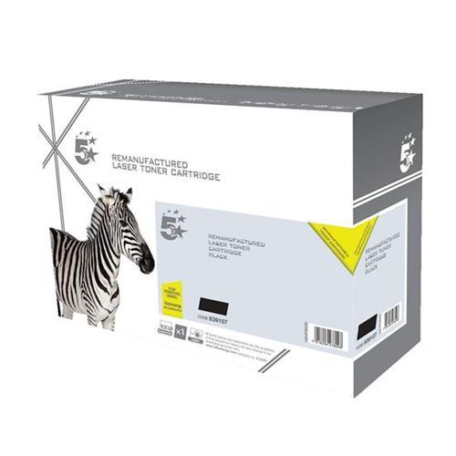 5 Star Office Remanufactured Laser Toner Cartridge 3000pp Black [Samsung MLT-S203L/ELS Alternative] | 939107