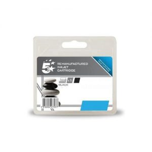 5 Star Office Remanufactured InkJet Cartridge Page Life 9200pp Black [HP No.970XL CN625AE Alternative] | 940538