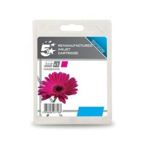 5 Star Office Remanufactured InkJet Cartridge Page Life 6600pp Magenta [HP No.971XL CN627AE Alternative] | 940546