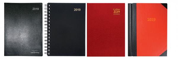 2019 Desk Diary