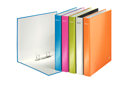 Leitz Wow Ring Binders