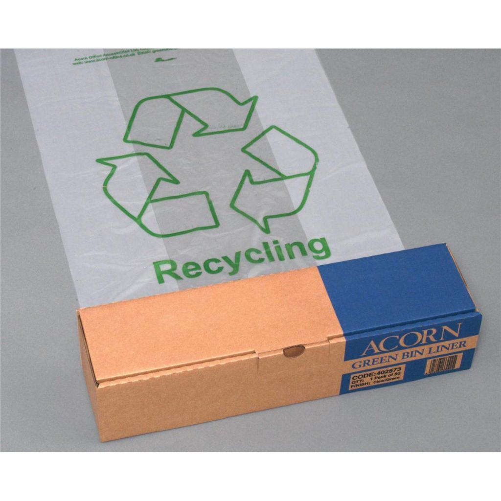 Acorn Big Bin - Paper Recycling Bins 1