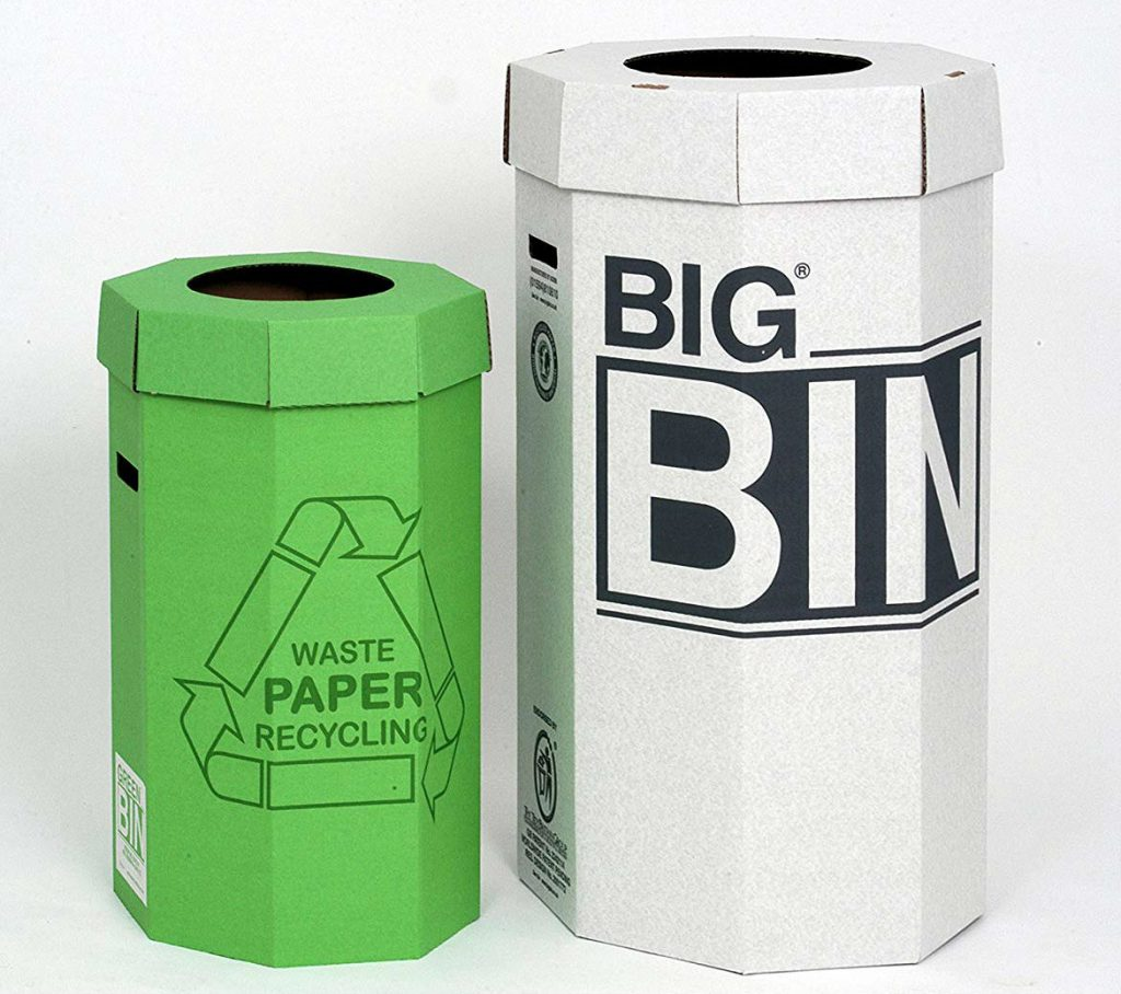Acorn Recycling Bins
