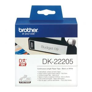 Brother DK22205 Labels