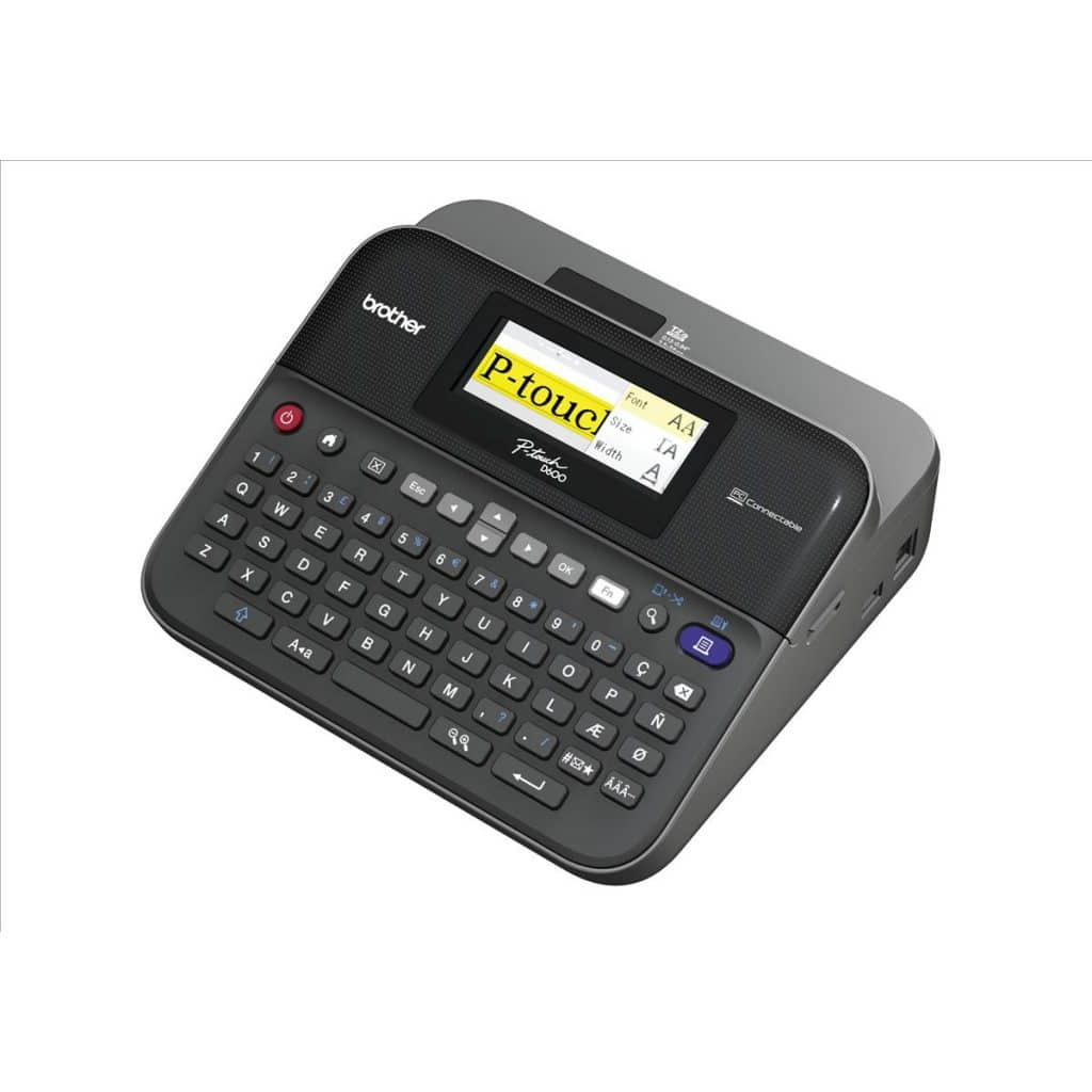 Brother Label Printer PT-D600VP