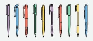 The Perfect Bic Pens - A Personal Preference 8