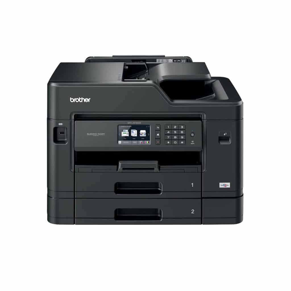 Brother Colour Multifunction Inkjet A3 Printer Ref MFC-J5730DW