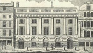 East India House - Leadenhall Street