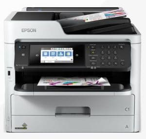 Epson Workforce Pro WF-C5790DWF Ink Cartridges 9