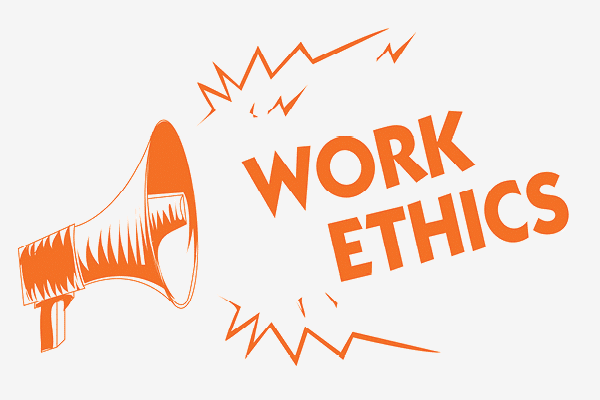 Work ethics in the office